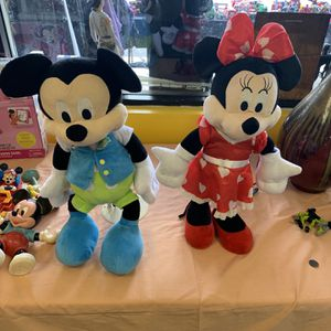 Mickey And Minnie for Sale in Middle River, MD