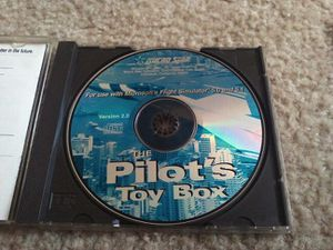 Pilot toy box for Sale in Kissimmee, FL
