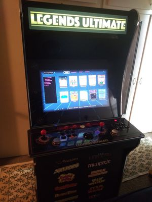 ARCADE LEGEND (300 GAMES) for Sale in San Diego, CA