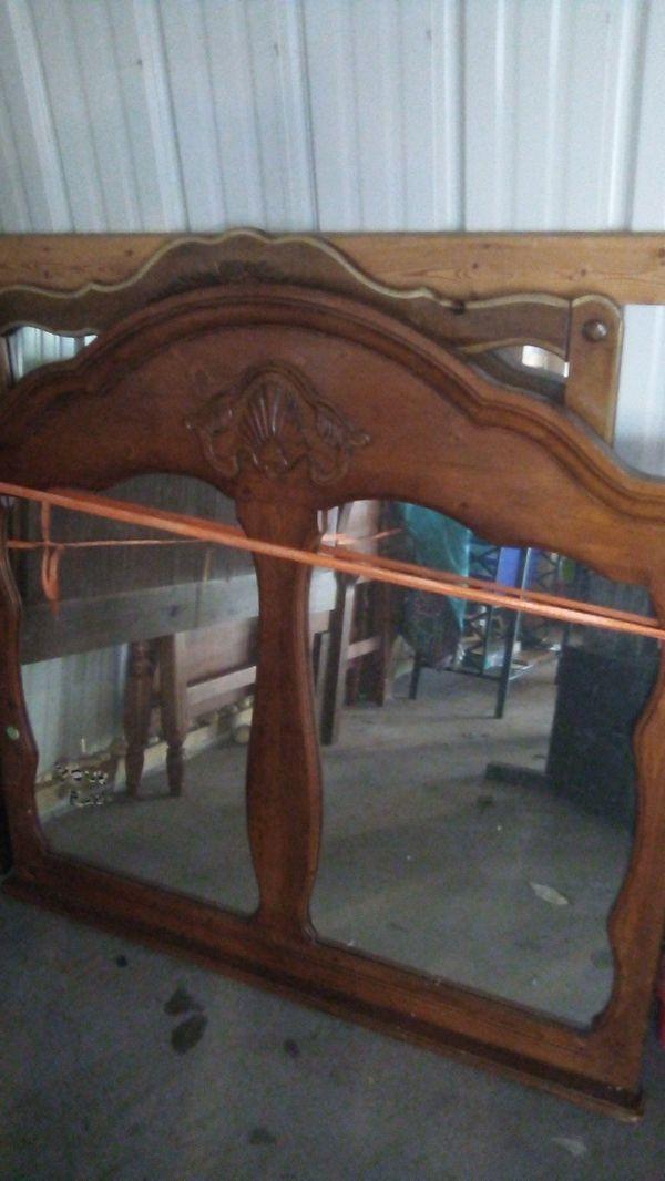 Entire bedroom set , antique also