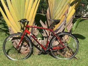 Fuji Absolute 1.4 Flat Bar Road Bike 54cm Med/Lg for Sale in Kailua-Kona, HI