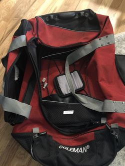Wheeled Duffle Bag (Coleman Brand) for Sale in Portland,  OR