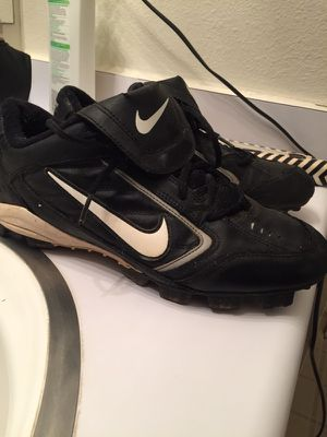 Nike shoes/ cleats for Sale in Sanger, CA