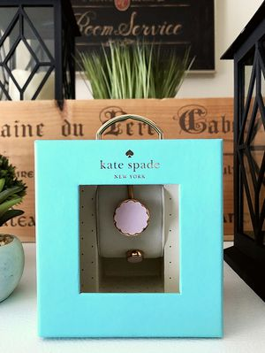 New! Kate Spade Activity Tracker bracelet Rose gold-tone paid $128. Bluetooth Smart Rose Gold-Tone Stainless Steel Hinge Half-Bangle Bracelet Activit for Sale in Washington, DC