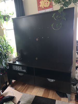 Tv mount with wall mount . for Sale in Lowell, MA