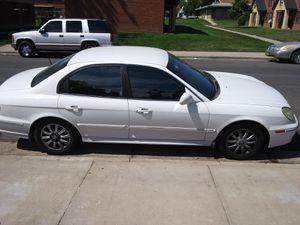 2002 Hyundai Sonata for Sale in Denver, CO