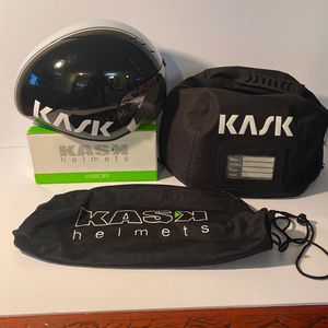 Kask Bambino Helmet With Reflective Magnetic Visor for Sale in Largo, FL