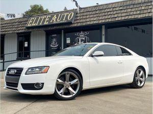 2012 Audi A5 for Sale in Visalia, CA