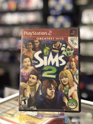 Sims 2 for the PS2 for Sale in Highland, CA