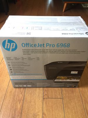 Unopened Brand new Hp color printer for Sale in Irvine, CA