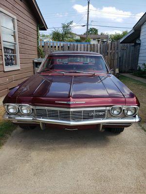 1965 Chevy Impala Classic for Sale in Dallas, TX