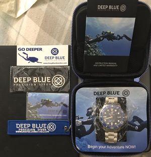 Men's Watch - Deep Blue for Sale in Sterling, VA