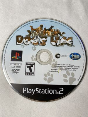 Dog's Life PS2 Game Disc Only for Sale in Watertown, CT