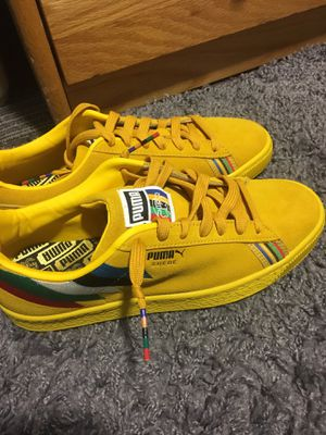 Puma x Power Through Peace Africas Suede for Sale in Salt Lake City, UT