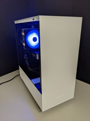 New Gaming PC RTX 3070 Intel I7 10700 16GB DDR4 1TB NVMe SSD 750w PSU desktop computer for Sale in Los Angeles, CA