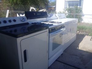 AllBrands of appliance whirlpool GE Maytag Admiral Kenmore Whirlpool for Sale in Kingman, AZ