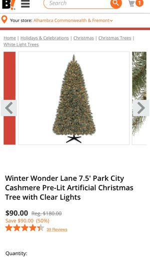 Christmas Tree for Sale in Los Angeles, CA