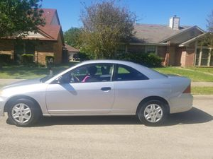 2003 Honda Civic Coupe for Sale in Fort Worth, TX