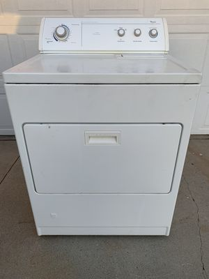 Whirlpool gas dryer $30 for Sale in Moreno Valley, CA