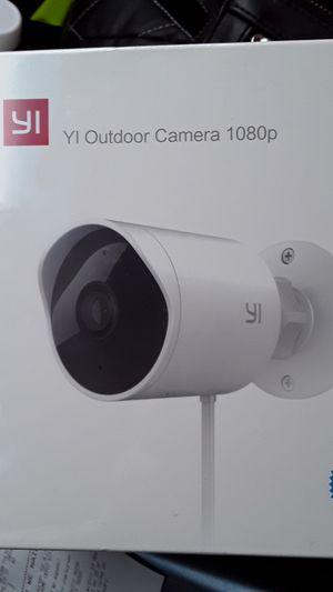 Y I outdoor camera for Sale in Vallejo, CA