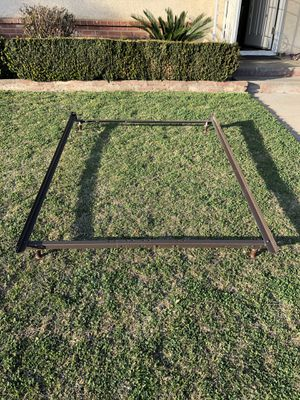 Queen/full bed frame for Sale in Fresno, CA