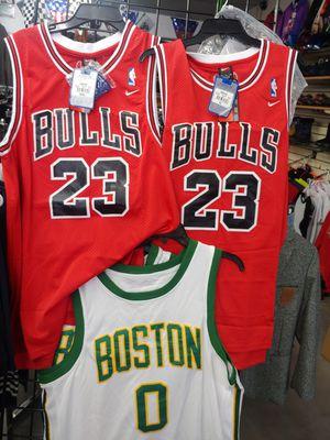 Nike NBA jerseys $39.99 new for Sale in Phoenix, AZ
