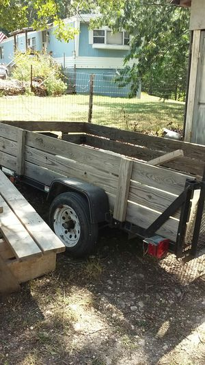 12x4 trailer for Sale in Saint Robert, MO