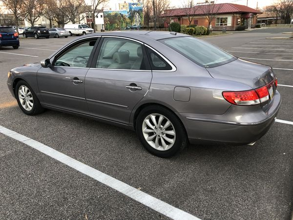 2008 Hyundai Azera [LIMITED]