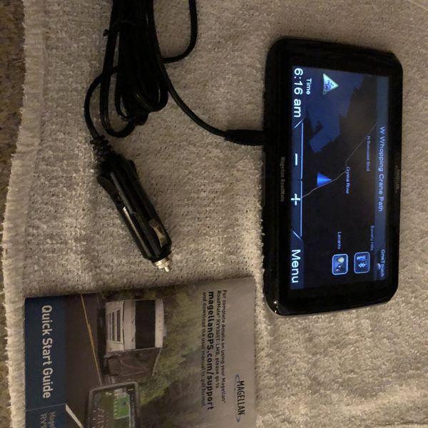 Magellan RV GPS System