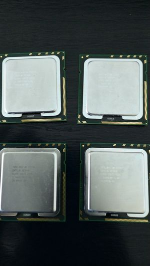 Intel Xeon E5520 CPUs - Socket 1366 - FREE for Sale in San Marcos, CA