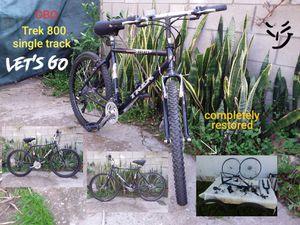 Trek 800 singletrack men's mountain bike for Sale in Baldwin Park, CA