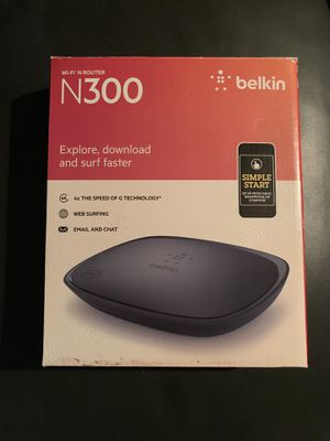 WiFi Router for Sale in Holbrook, MA