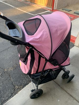 Pet Gear Dog Stroller (Pink) for Sale in Las Vegas, NV