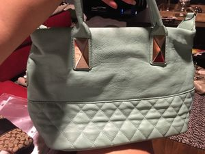 Tiffany blue purse for Sale in Puyallup, WA