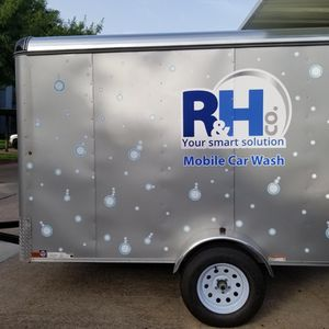 Trailer/movile Carwash for Sale in Katy, TX