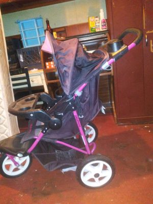 Pink Hello Kitty Baby Trend Expedition Jogger Stroller for Sale in Trenton, NJ