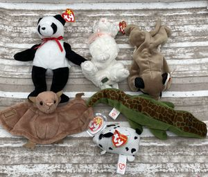 Ty Beanie babies for Sale in Garner, NC