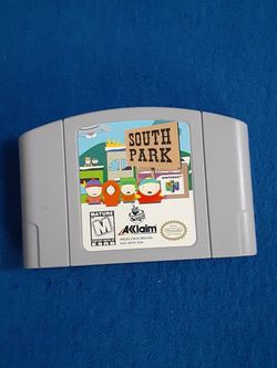 SOUTH PARK N64 for Sale in Lakeland,  FL