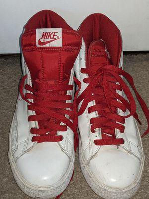 Men's Nike Blazer SP 100 White Red for Sale in Scottsdale, AZ