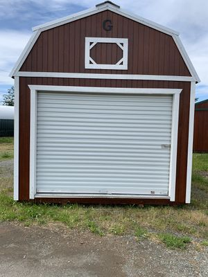 Storage shed Graceland portable buildings garage for Sale in Sultan, WA