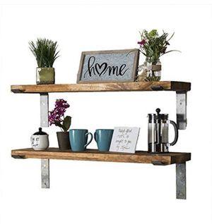 Solid wood floating shelves for Sale in Washington, DC