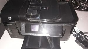 HP OFFICEJEhT 6500A PLUS WIRELESS PRINT FAX SCAN COPY WEB ALL IN ONE for Sale in Fresno, CA