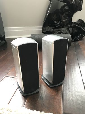 Polk audio VM10 satellite speakers for Sale in Washington, DC