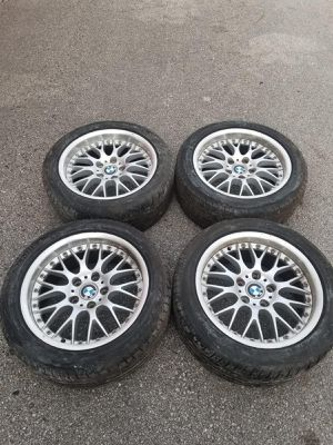 Rims 17 bmw 5 lugs 120 mm for Sale in Fort Lauderdale, FL