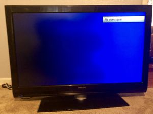 Philips 47 inch TV - Backlight Issue As Is for Sale in Davie, FL