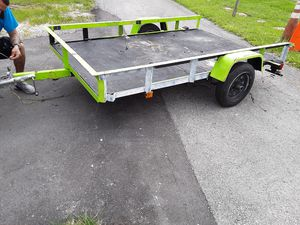 4x6 trailer. for Sale in West Palm Beach, FL