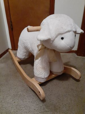 Rocking sheep for baby. Available for Sale in Everett, WA