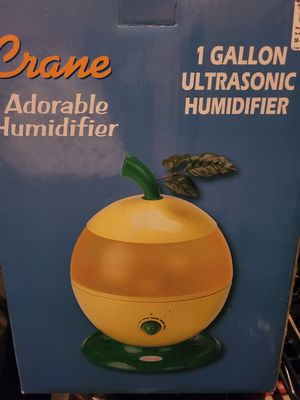 Crane 1- gallon Ultrasonic Humidifier for Sale in Brentwood, TN