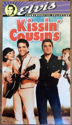 VHS movies, Elvis Presley set of 6 for Sale in Virginia Beach, VA