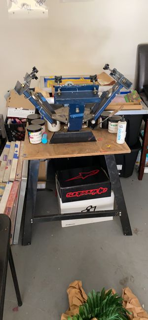 Small Screenprinting business for Sale in Lawrenceville, GA
